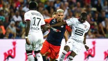 Défaite du MHSC face à Rennes (Ligue 1 - J1 / 2019 - 2020)