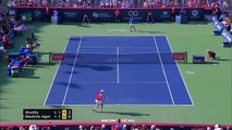 Monfils overcomes Bautista Agut in delayed Rogers Cup quarter-final