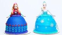 HOW TO MAKE A DISNEY PRINCESS SISTERS CAKE - NERDY NUMMIES