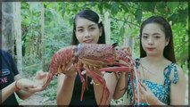 Yummy Cooking Giant Lobster Recipe - Cooking Skills
