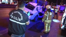 D-100 Ankara istikametinde kaza: 1 ölü, 7 yaralı