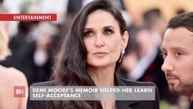 Demi Moore Is All About Self Discovery