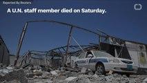 Another U.N. Staffer Dies: Car Bomb In Benghazi