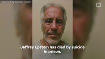 Jeffrey Epstein Died By Alleged Suicide In Jail