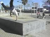 Video parkour SHADOW AND DMH