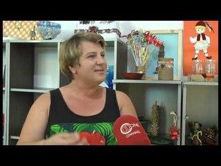 Channel One - Angazhimi i grave dhe vajzave me pune artizanale