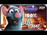 Ratatouille FULL GAME Movie 100% Longplay (PSP)