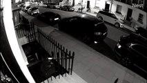 un Audi Q7 percute 11 voitures et cause plus de 500.000 euros de dégâts