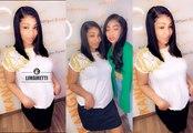 Viviane rajeunit et concurrence sa fille Zeyna dans son nouveau style