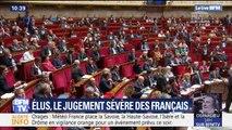 Seuls 38% des Français ont une bonne opinion de leurs élus, selon un sondage