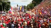 Maduro a Trump: Venezuela está lista para la batalla