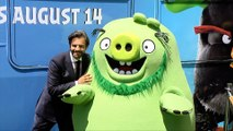 "Eugenio Derbez ""The Angry Birds Movie 2"" Green Carpet"