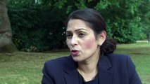 Priti Patel: Crime has fallen by 50% due to Stop & Search