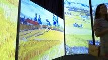 Valencia acoge la exposición 'Van Gogh Alive'