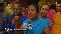 Inde : mousson meurtrière