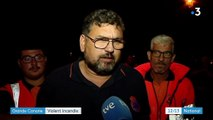 Espagne : un violent incendie à Grand Canarie