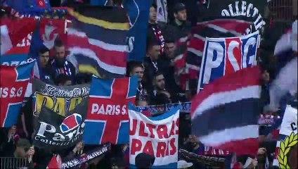 14/01/17 : SRFC-PSG : Tifo RCK