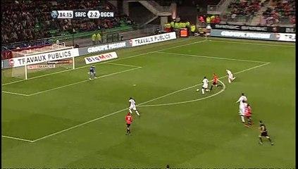 08/05/10 : SRFC-OGCN : dernière occasion Mickaël Pagis (82')