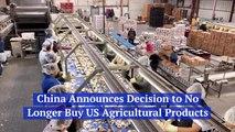 China Retaliates Again In Trade Fight
