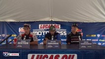 Racer X Films: 250 Press Conference | 2019 Unadilla National Motocross