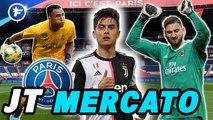 Journal du Mercato : le PSG ne s'arrête plus
