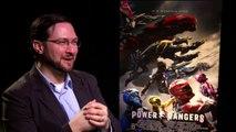 Dacre Montgomery, Naomi Scott & Ludi Lin talk Power Rangers