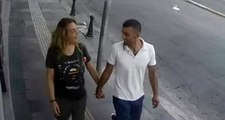 El ele tutuşarak gittikleri 10 evden hırsızlık yapan sevgililer yakalandı