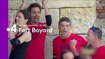 Fort Boyard - Promotion croisée rediffusion sur France 4 (17/08/2019)
