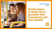 Dunkerque :  le bilan de la gratuité des transports est très positif