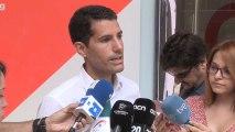 Cs critica que Sánchez se vaya de vacaciones sin resolver la gobernabilidad.