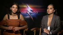 TV Generic Interview with Naomi Scott and Becky