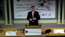HRH Prince Andrew The Duke of York KG at the 8th Appleton Space Conference