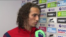 La réaction de Matteo Guendouzi après Newcastle / Arsenal