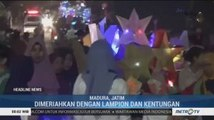 Takbir Keliling dan Festival Lampion Sambut Hari Raya Iduladha