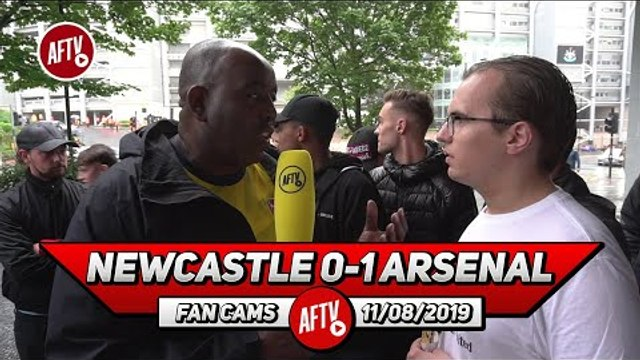 Newcastle 0-1 Arsenal  | I'm Not Attending Another Game Until Mike Ashley Sells (Newcastle Fan)