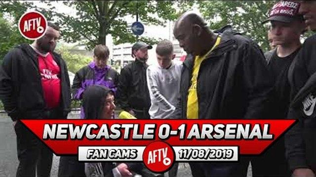 Newcastle 0-1 Arsenal  | We Lacked Energy When Shelvy Came Off! (Newcastle Fan)