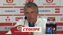 Gourcuff «Il y a eu un manque de maîtrise» - Foot - L1 - Nantes