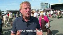 L'industrie française fait la tournée des plages pour recruter
