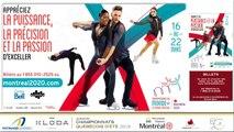 Championnats québécois d'été 2019 présenté  par Kloda Focus, Novice et Junior  Messieurs, programme libre