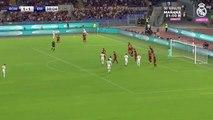 Gol de Casemiro (Roma 1-2 Real Madrid)