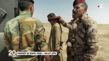 La menace du groupe Etat islamique ressurgit en Irak et en Syrie