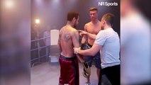 Neymar vs Cristiano Ronaldo: Boxing match