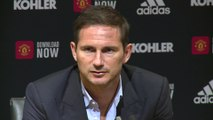 You can lose to United, it hurts - Lampard
