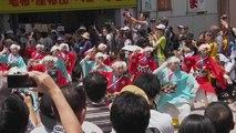 Japon : le festival de danse Yosakoi se déroule ce week-end