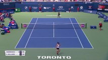 Andreescu wins Toronto title as Williams retires
