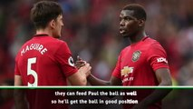 'Professional' Pogba can do everything - Solskjaer