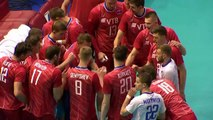 Russia beat Iran 3-0 to clinch Tokyo 2020 qualifying