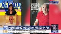 """Photo d'Alain Delon: """"""""Il est fidèle à sa légende, d'un homme robuste"""""""""""