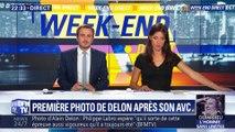 """Photo d'Alain Delon: """"J'ai été très touché par cette nouvelle"""""""