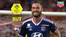 But Lucas TOUSART (80ème) / AS Monaco - Olympique Lyonnais - (0-3) - (ASM-OL) / 2019-20